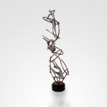 Escultura Three Women