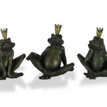 Escultura Sapo
