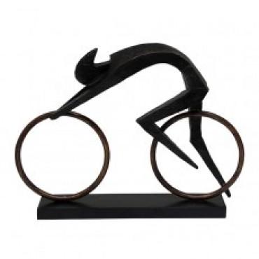 Escultura Bike solo