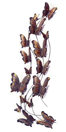 Escultura de parede Jardinier EK35-9069