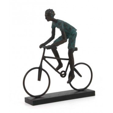 Escultura Ciclo Man