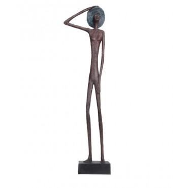 Escultura Observação