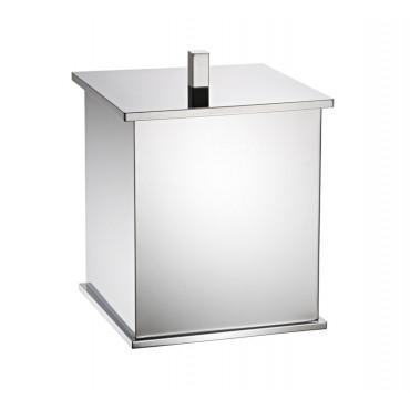 Lixeira de bancada quadrada - Rogeart 8338