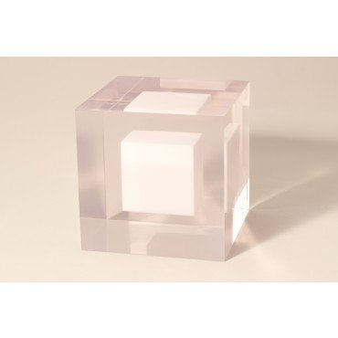 Cubo 3 D - grande