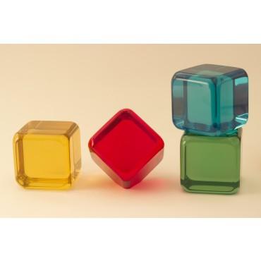 Cubo color - pequeno