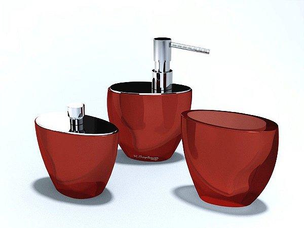Conjunto Quilha em 3 Potes - R. Szpilman - Várias Cores Disponíveis