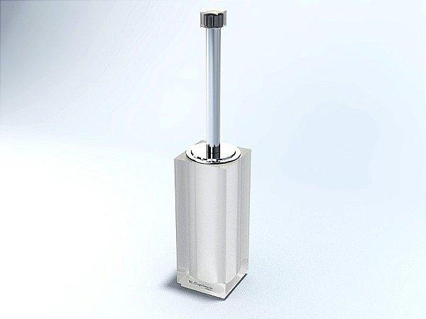 Escova Sanitária Cubo - R. Szpilman - Várias Cores Disponíveis