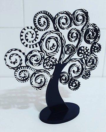 Escultura Árvore Espiral M