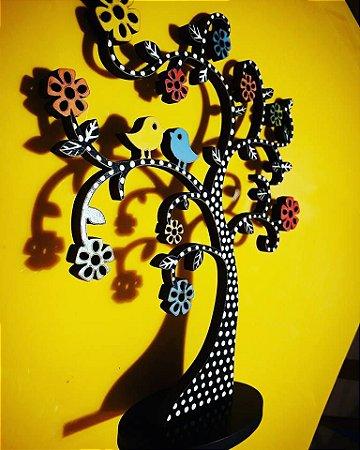 Escultura Árvore Casal M