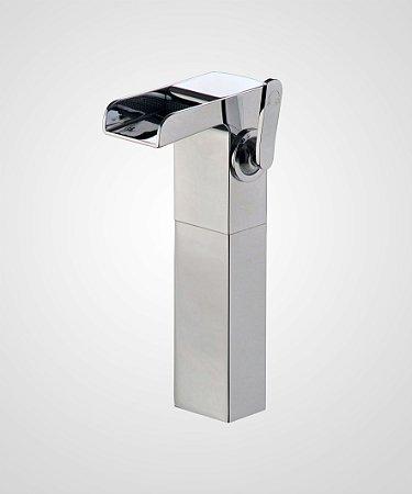 Misturador monocomando p/ lavatório modelo cascata Ocean - Perflex
