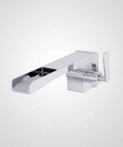 Torneira de parede p/ lavatório modelo cascata Ocean - Perflex