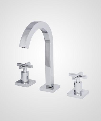 Misturador para lavatório New Quadra - Perflex