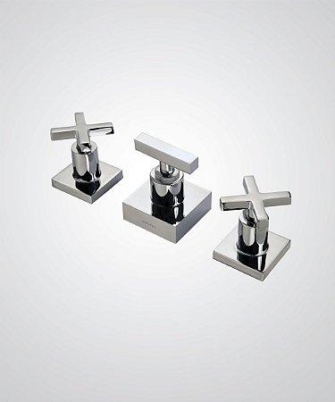 Misturador para bidê New Quadra - Perflex
