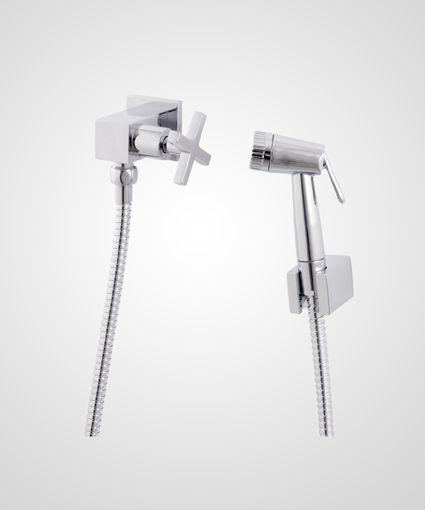 Ducha higiênica sem derivação New Quadra - Perflex