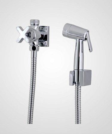 Ducha higiênica com derivação Dom Classic - Perflex