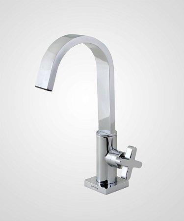 Torneira para lavatório de bancada Dom Classic - Perflex
