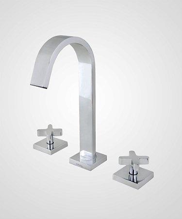 Misturador para lavatório de mesa Dom Classic - Perflex