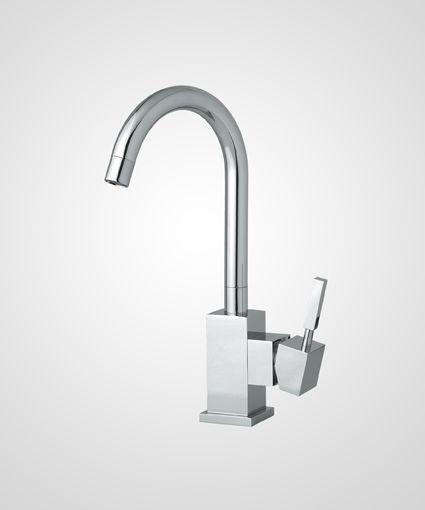 Misturador monocomando p/ lavatório Quadra - Perflex