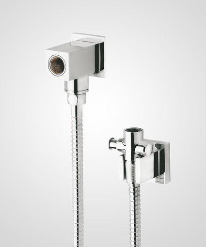 Desviador com flexível para chuveiro - Quadra Perflex