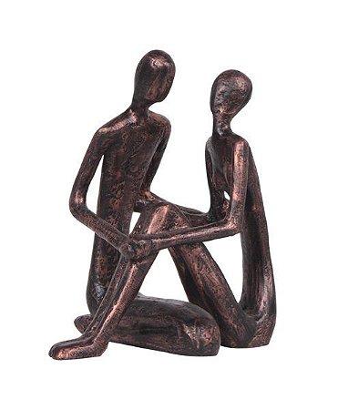 Escultura Cumplicidade