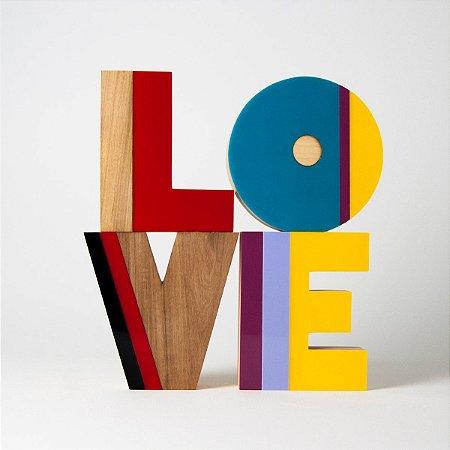 Palavra Love - Patricia Maranhão