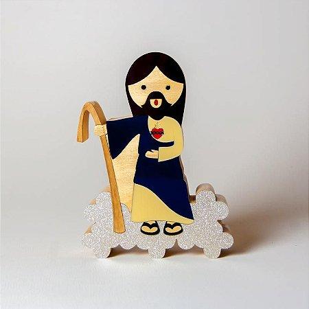Jesus Bom Pastor Mini  - Patricia Maranhão