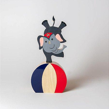 Circo Elefante Bob - Patricia Maranhão