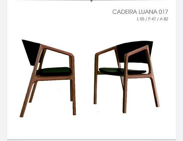 Cadeira Luana 017 - Luccasi Mobili