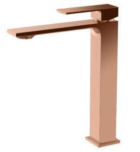 Misturador monocomando Red Gold para lavatório LX2292RG - Lexxa