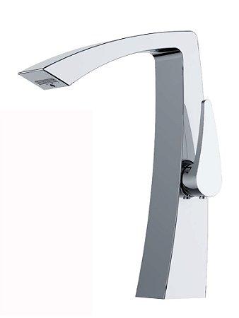 Misturador monocomando Cromado para lavatório LX7702CR - Lexxa