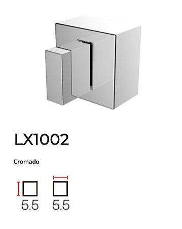 Acabamento de registro LX1002CR - Lexxa