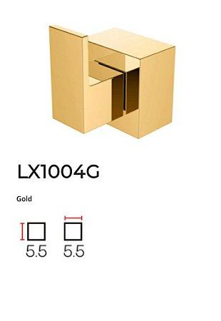 Acabamento de registro Gold LX1004G - Lexxa
