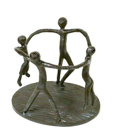 Escultura Ciranda - EK69