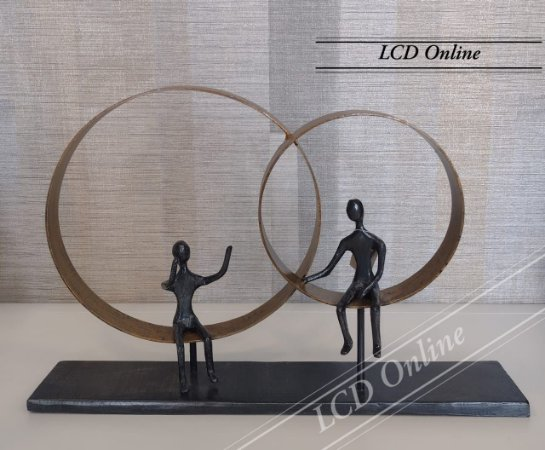 Escultura Conexão