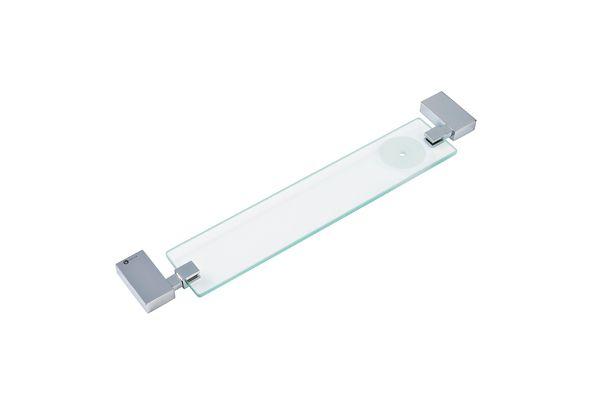 Porta Shampoo c/ saboneteira Omega - Crismoe Metalworks