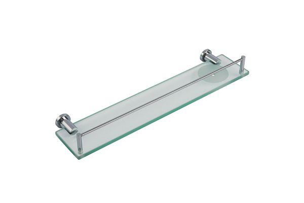 Porta Shampoo c/ saboneteira e grade Solution - Crismoe Metalworks
