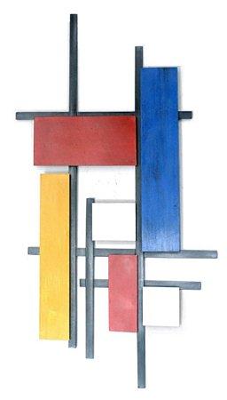 Escultura de parede Piet - EK71