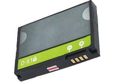 BATERIA BLACKBERRY 9500 / 9520 / 9650 / 8900 - DX1 / D-X1