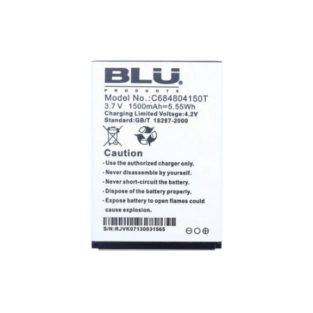 BATERIA BLU D270 DASH 4.0 - C684804150T ( 3.7V 1800mAh - 6.66Wh )