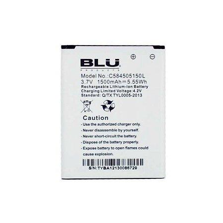 BATERIA BLU S410 STAR 4.0 - C58505150L ( 3.7V 1500mAh - 5.55Wh )