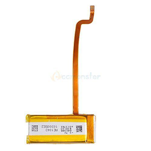 BATERIA iPOD CLASSIC 120GB/160GB/320GB LARGA ( GROSSA ) / BATERIA iPOD VIDEO