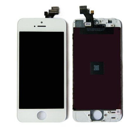 DISPLAY LCD iPHONE 5C BRANCO - A