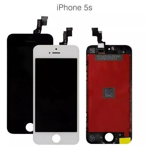 DISPLAY LCD iPHONE 5S BRANCO - A