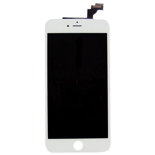 """DISPLAY LCD iPHONE 6G (4,7"""") BRANCO - 1º LINHA"""