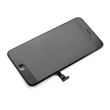 "DISPLAY LCD iPHONE 6G PLUS (5,5"") PRETO - 1º LINHA"