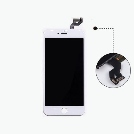 "DISPLAY LCD iPHONE 6S PLUS (5,5"") BRANCO - A"