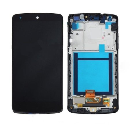 DISPLAY LCD LG D820 NEXUS 5 COMPLETO - PRETO