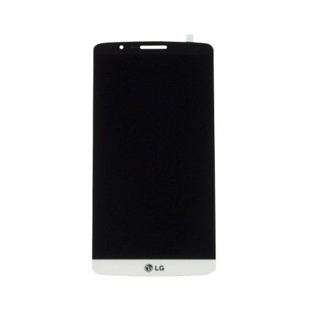 DISPLAY LCD LG D850/D855 G3 COMPLETO - BRANCO