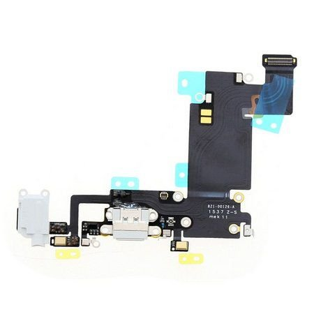 "CONECTOR DE CARGA iPHONE 6S PLUS 5.5"" BRANCO ( FLEX DOCK )"