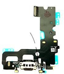 CONECTOR DE CARGA iPHONE 7G (4.7) PRETO (FLEX DOCK)
